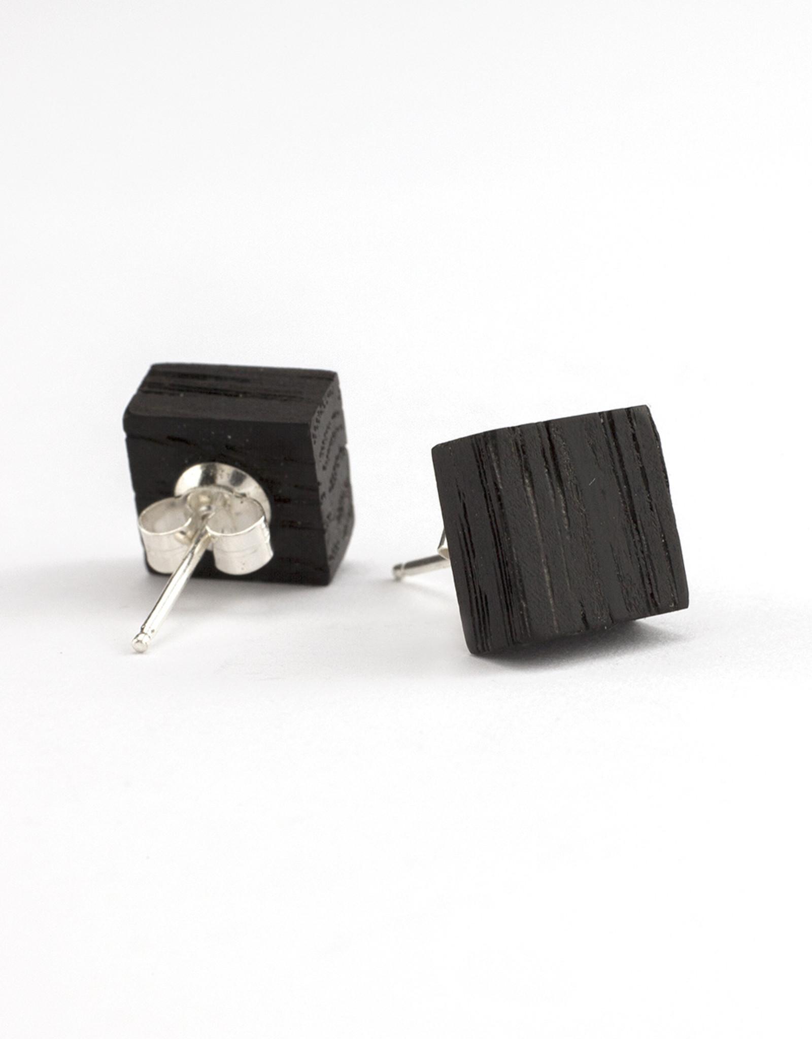 Leko & Leko Jewellery Leko & Leko - Root Stud Earrings