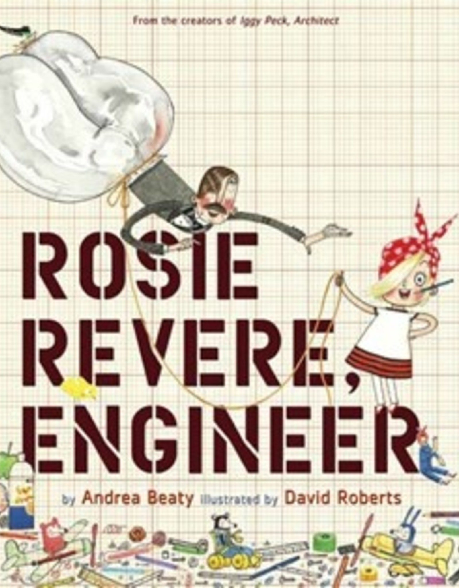 Argosy Rosie Revere, Engineer