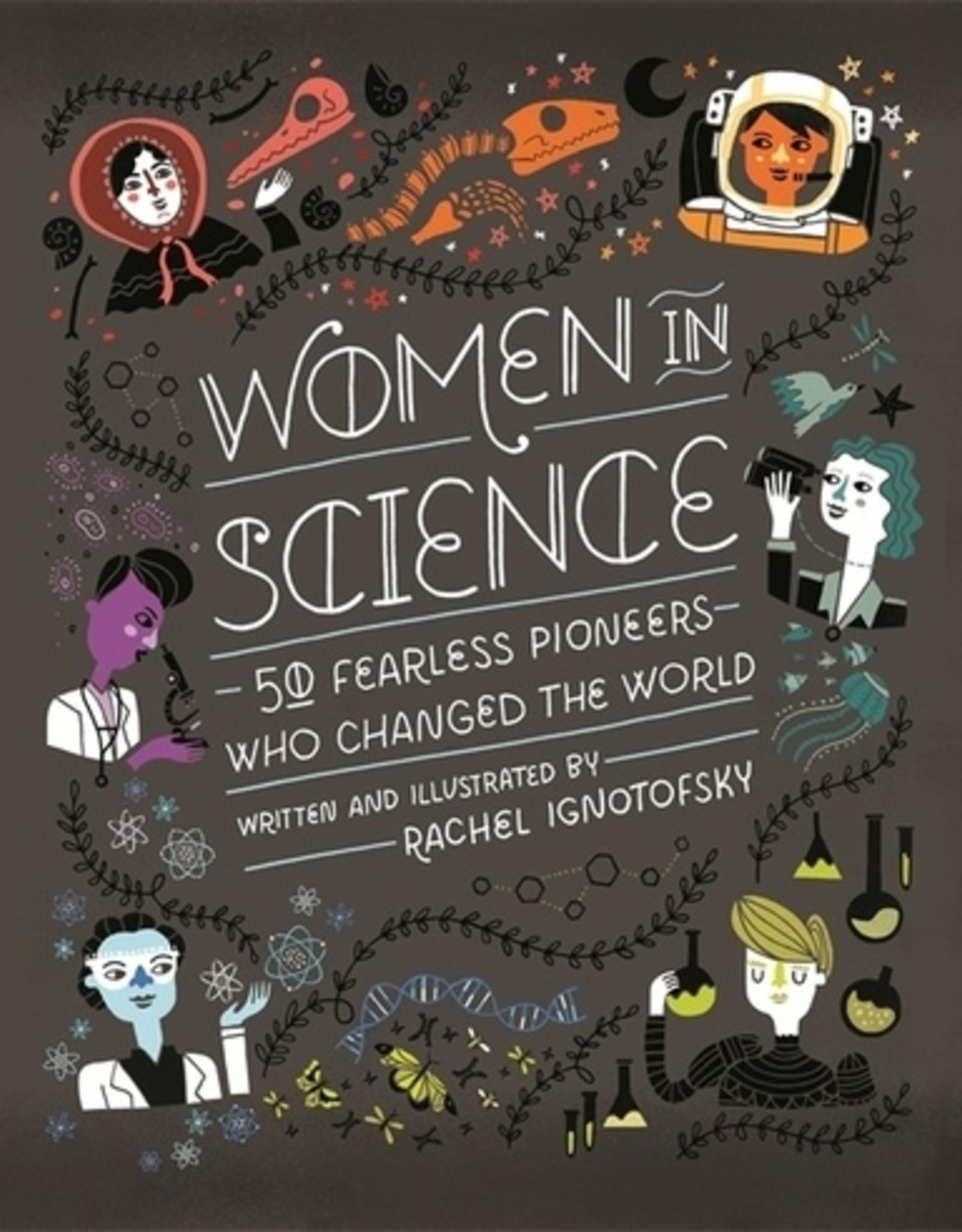 Argosy Women in Science