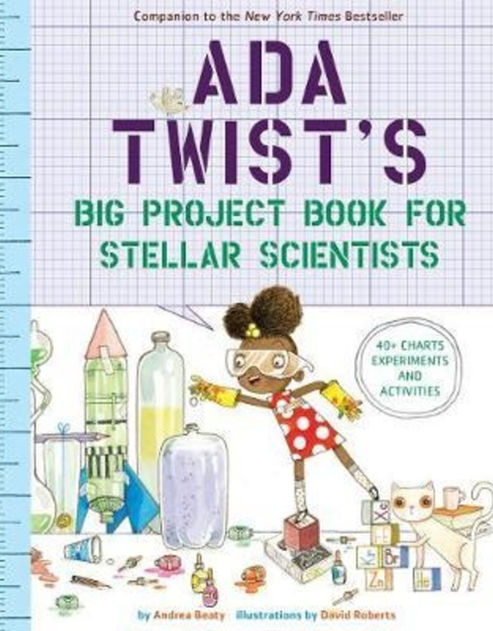 Argosy Ada Twist's Big Project Book for Stellar Scientists