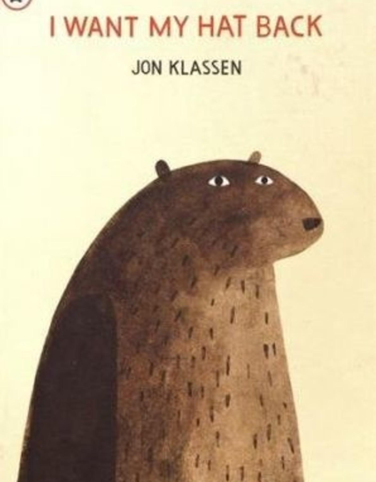 Argosy I Want My Hat Back - Jon Klassen