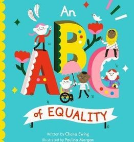 Frances Lincoln An ABC of Equality - Chana Ginelle Ewing and Paulina Morgan