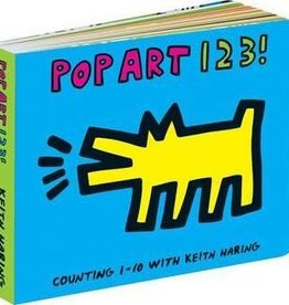 Pop Art 123! - Keith Haring