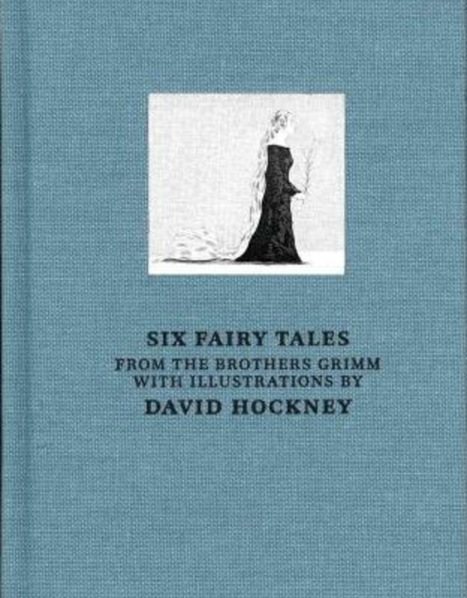 Argosy Six Fairy Tales From The Brothers Grimm David Hockney