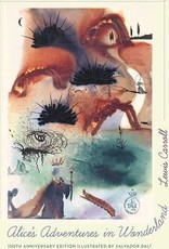 Argosy Alice's Adventures in Wonderland Salvador Dali
