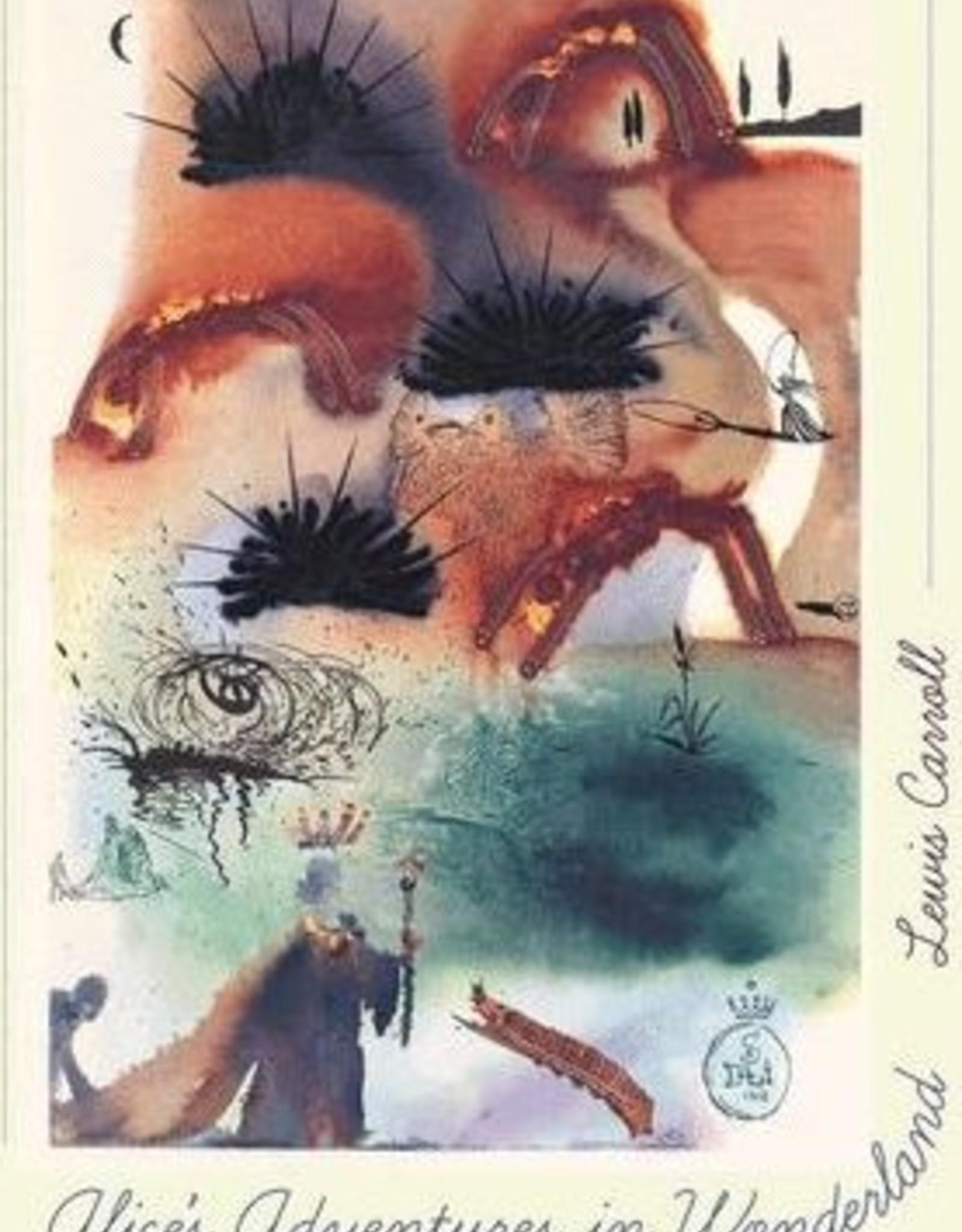 Alice's Adventures in Wonderland Salvador Dali