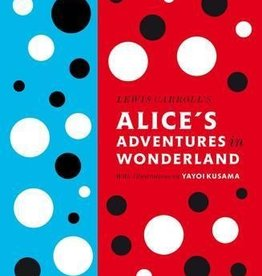 Argosy Lewis Carroll's Alice's Adventures in Wonderland Yayoi Kusama