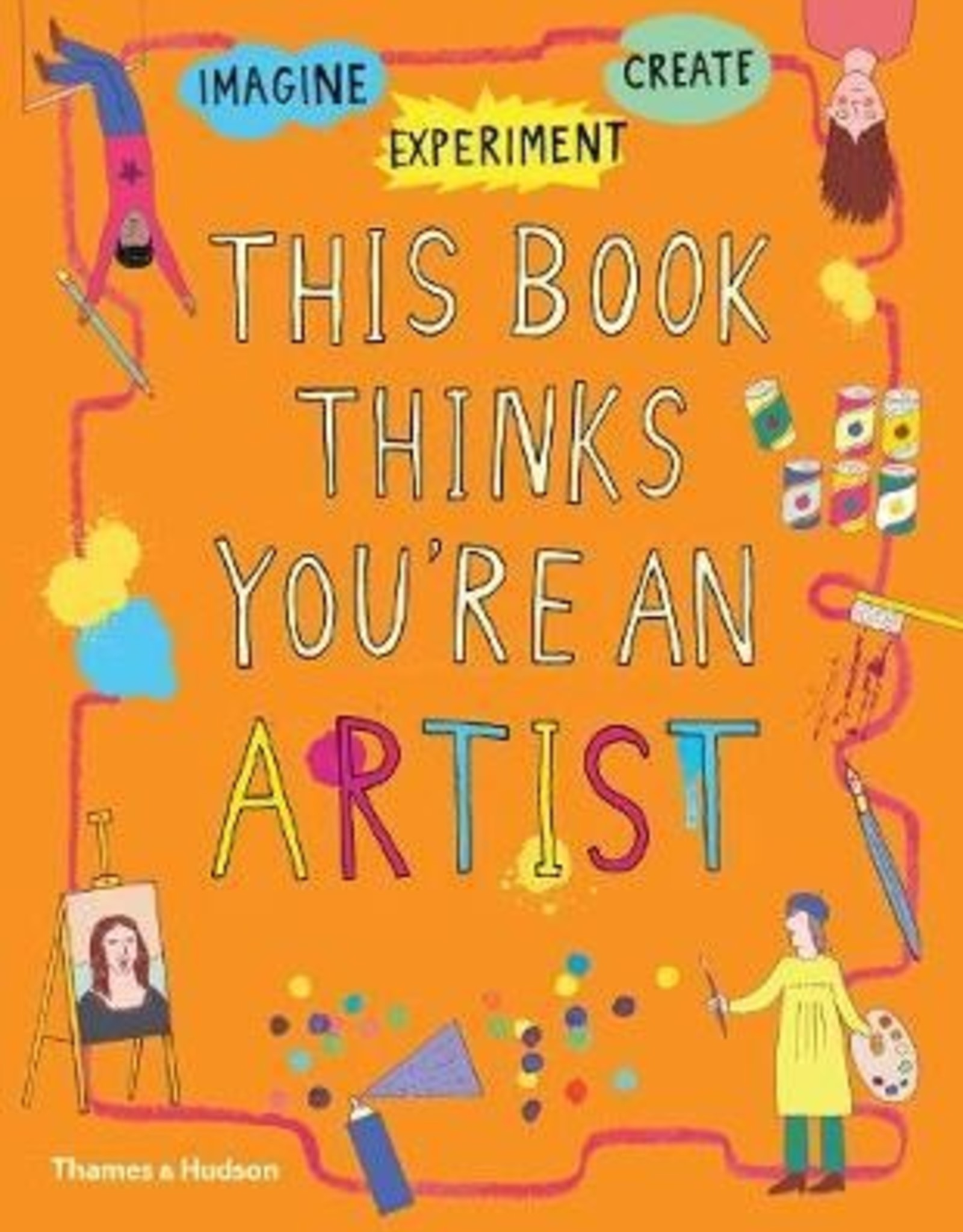 Argosy This book thinks you're an Artist