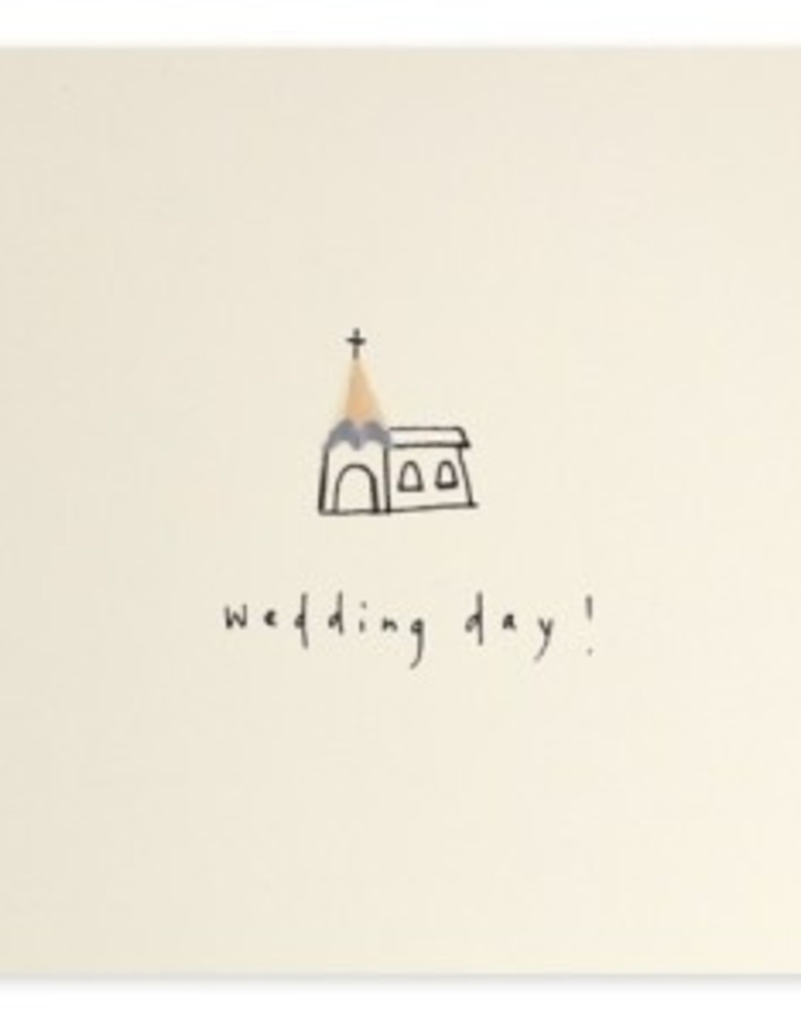 Card Boutique Ruth Jackson wedding day