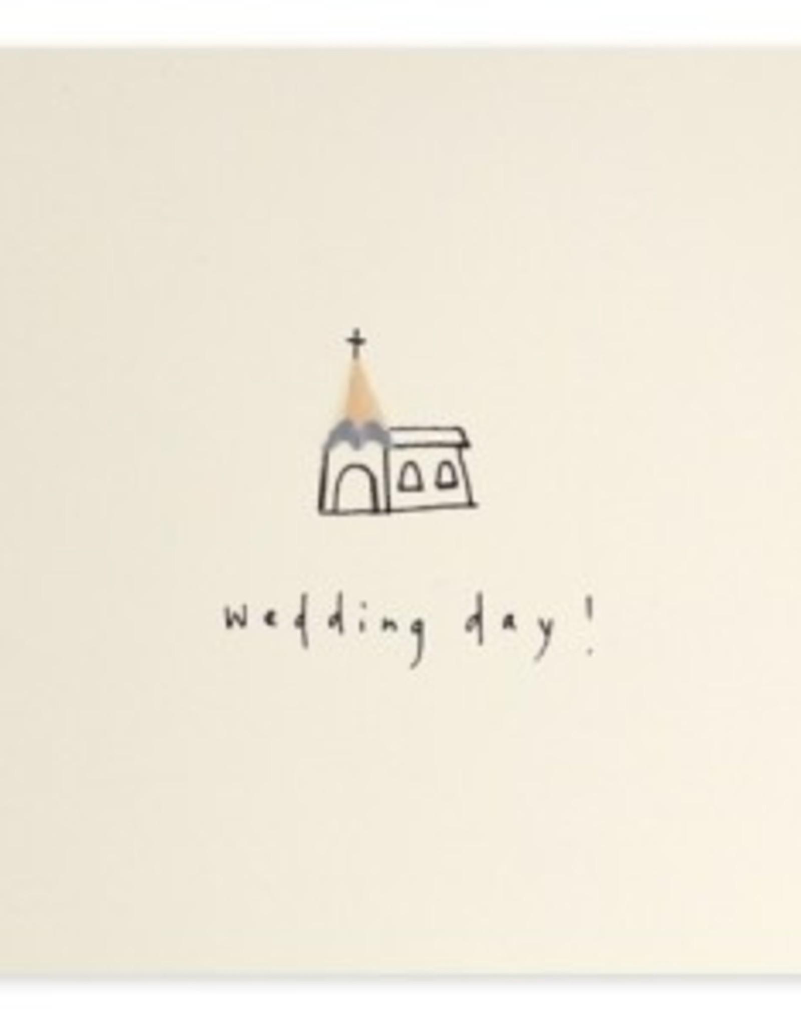 Ruth Jackson wedding day