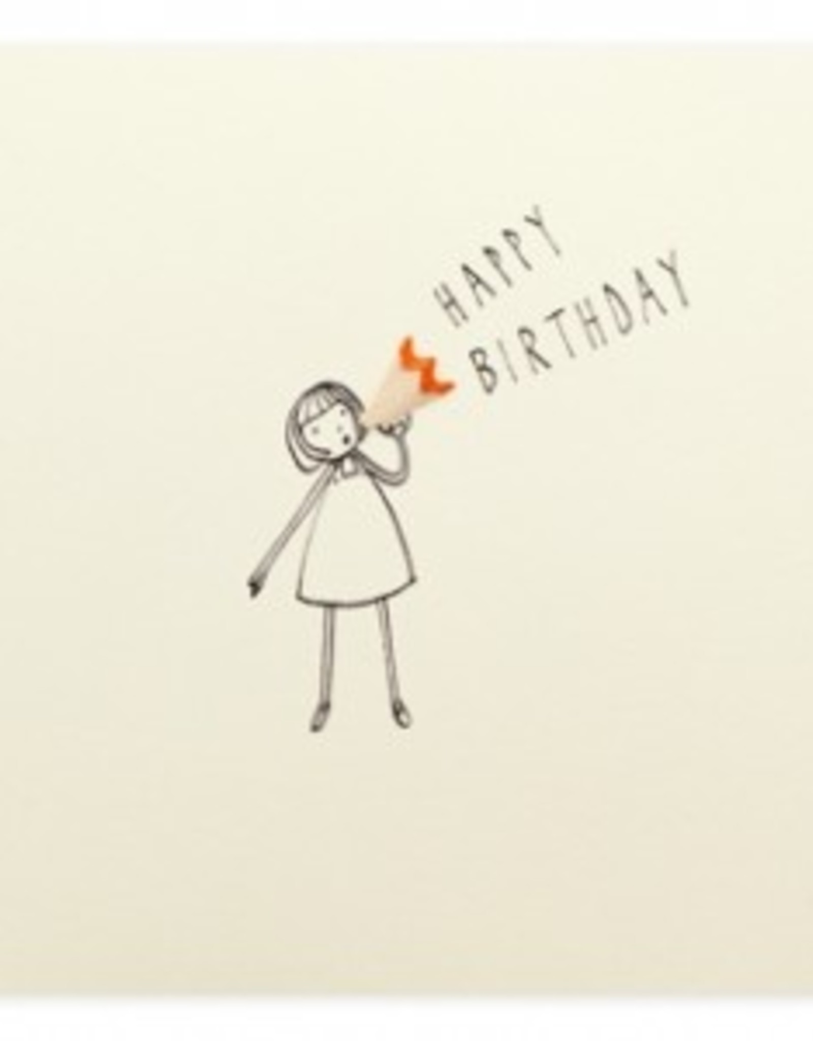 Card Boutique Ruth Jackson Happy Birthday (loudspeaker)
