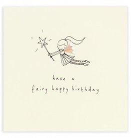 Card Boutique Ruth Jackson have a fairy happy birthday