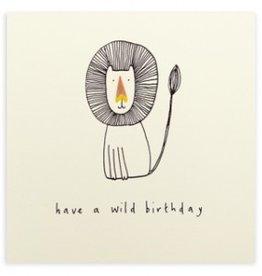Ruth Jackson Ruth Jackson Have a wild birthday (lion)