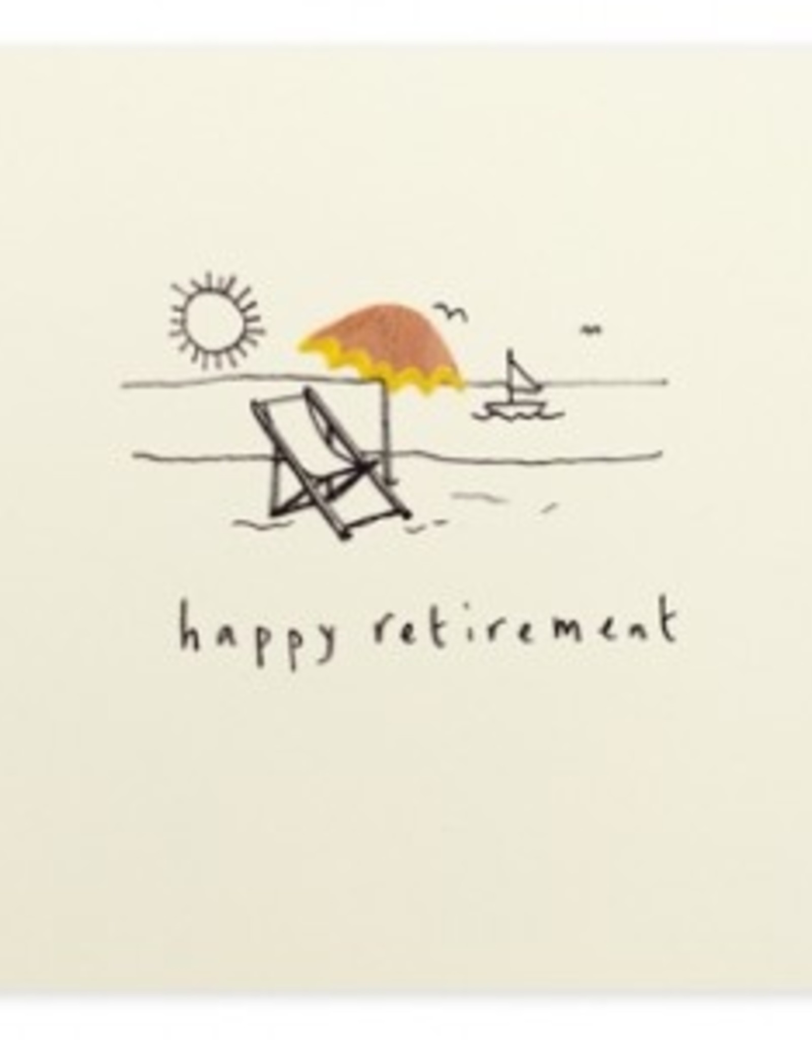 Card Boutique Ruth Jackson Happy Retirement