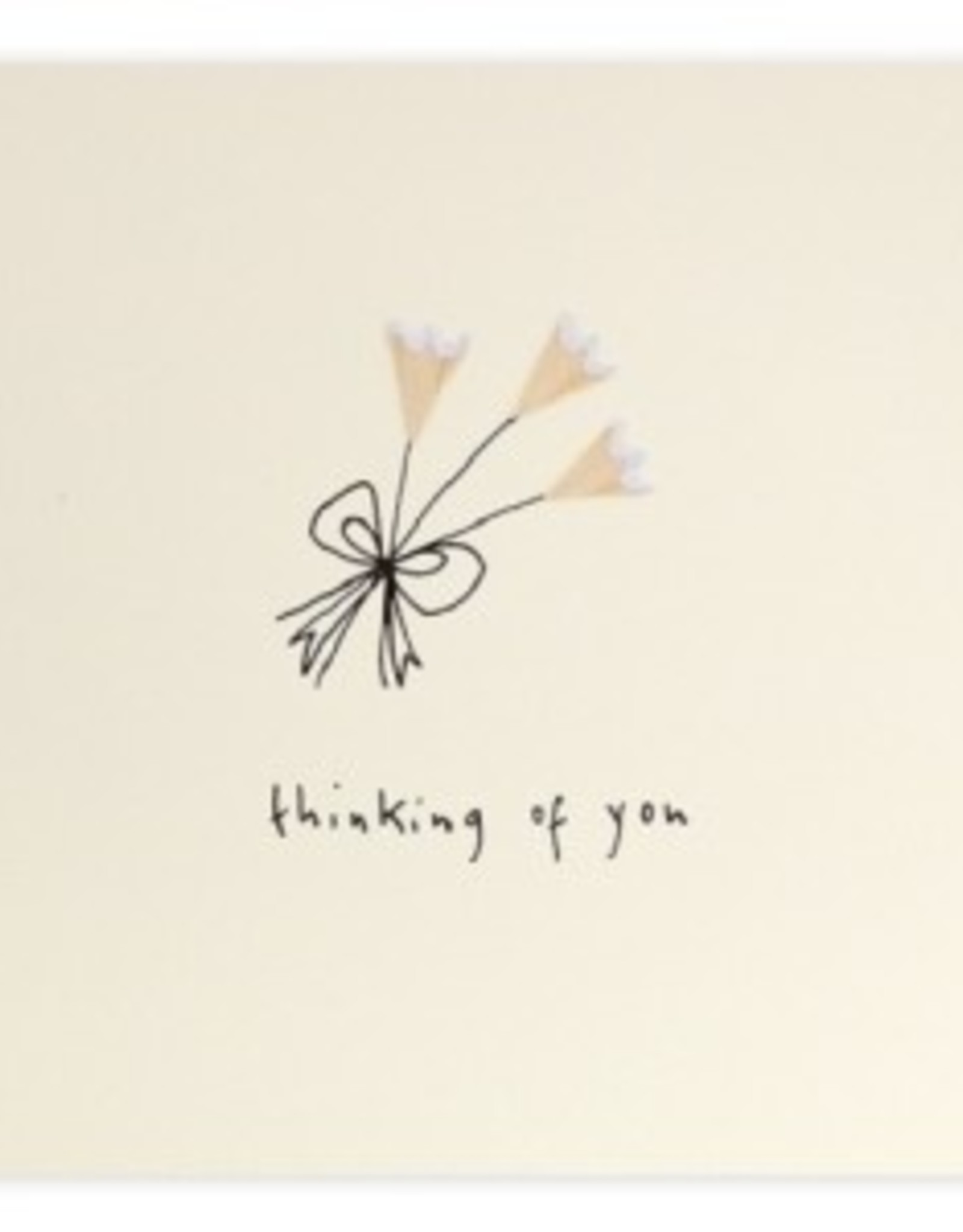 Card Boutique Ruth Jackson thinking of you (flowers)