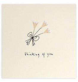 Ruth Jackson thinking of you (flowers)