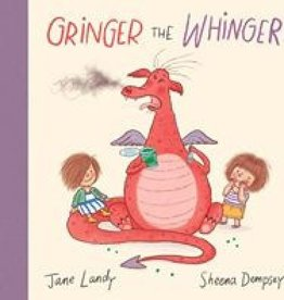 Golden Key Gringer the Whinger by Jane Landy Sheena Dempsey