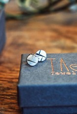 Taer Jewellery Taer Jewellery 5mm Studs A Maze In