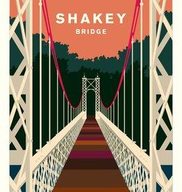 Hurrah Hurrah Hurrah Hurrah 'Shakey' Bridge