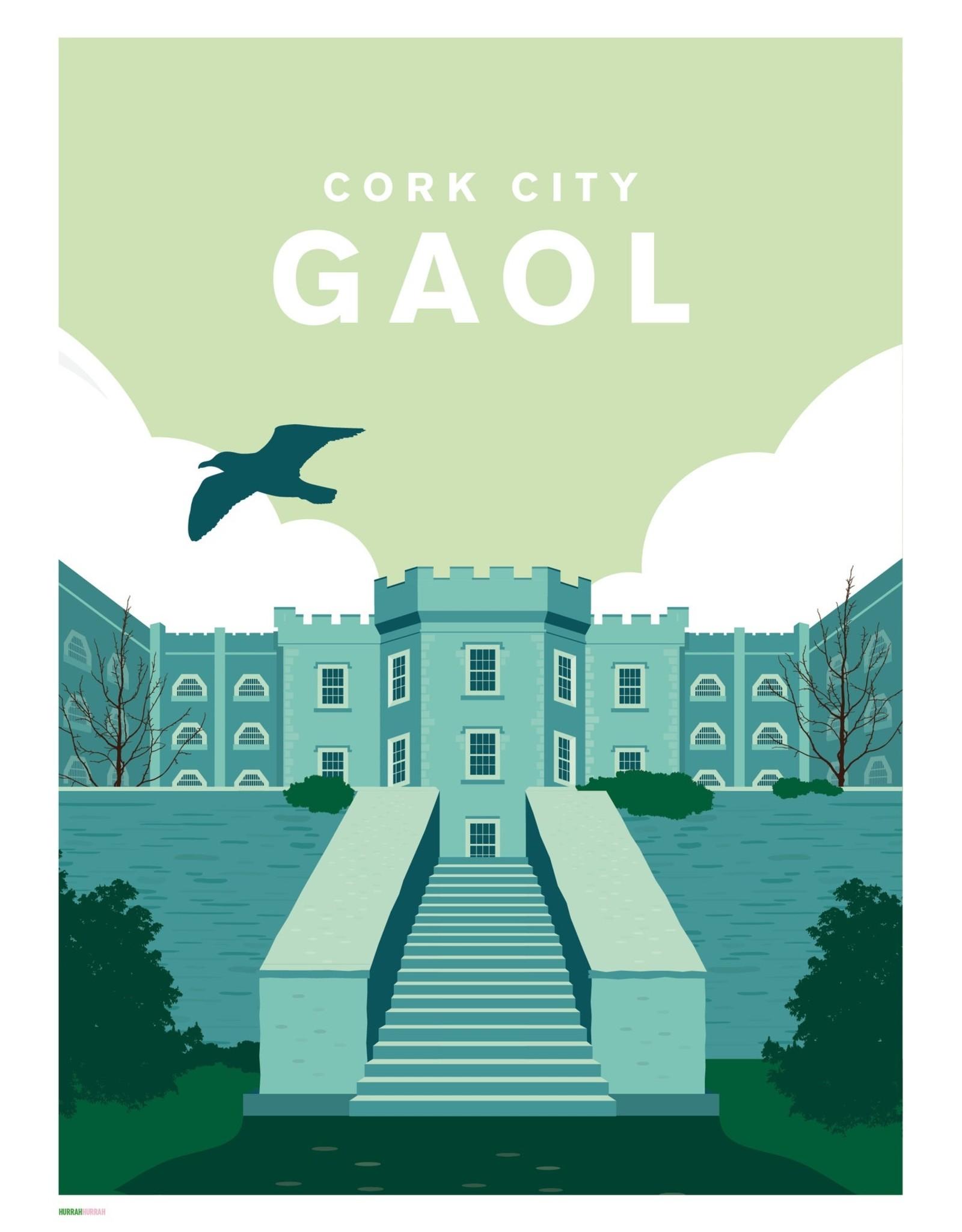 Hurrah Hurrah Hurrah Hurrah Cork City Gaol