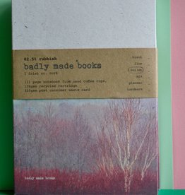 Badly Made Books Badly Made Books - Rochestown A5