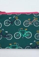 Mr Kite Mr Kite Purse 'Bicycles'