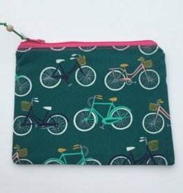 Mr Kite Mr Kite Purse 'Bicycles'