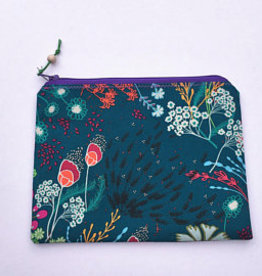 Mr Kite Mr Kite Purse 'Wild Flowers'