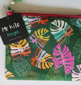 Mr Kite Mr Kite Purse 'Leafy Print'