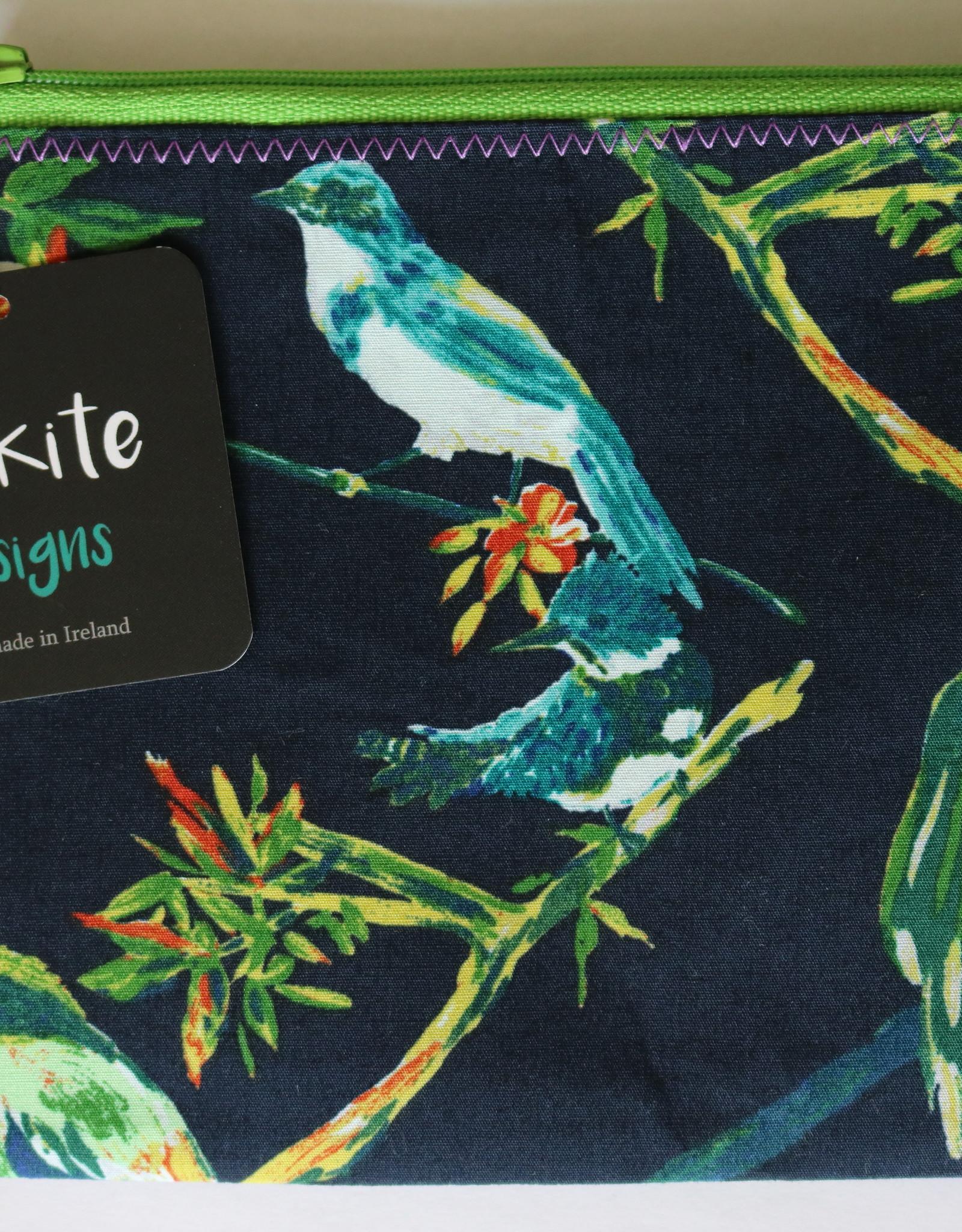 """Mr Kite Mr Kite Purse """"Birds"""""""