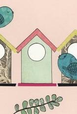 Mr Kite Mr Kite Birdhouses card
