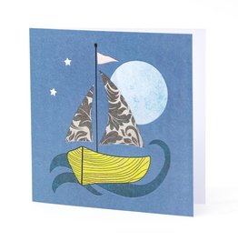 Mr Kite Mr Kite Boat card