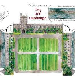 Tiny Ireland Build Your Own Tiny UCC Quadrangle