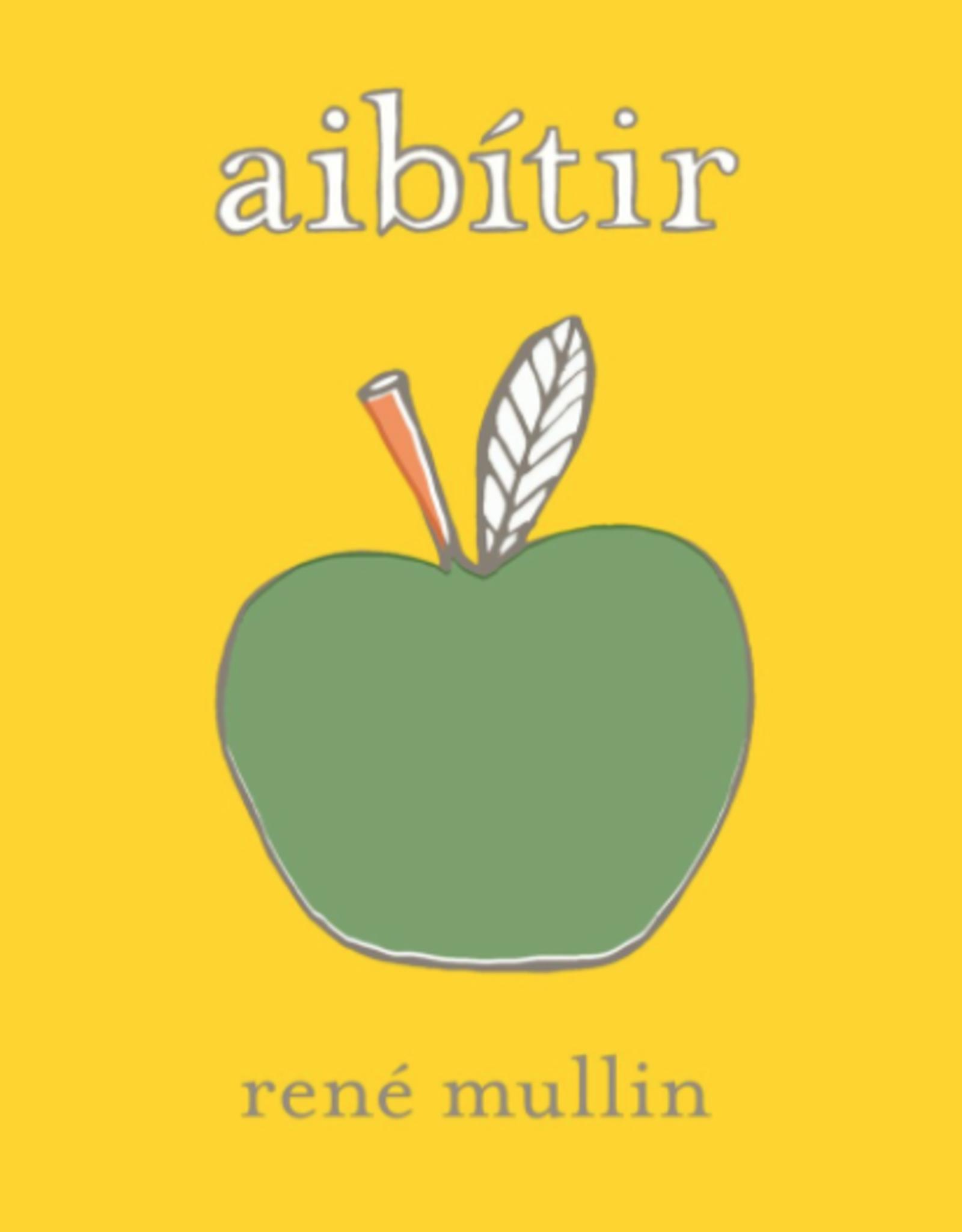 Blackstaff Press Aibítir - René Mullin