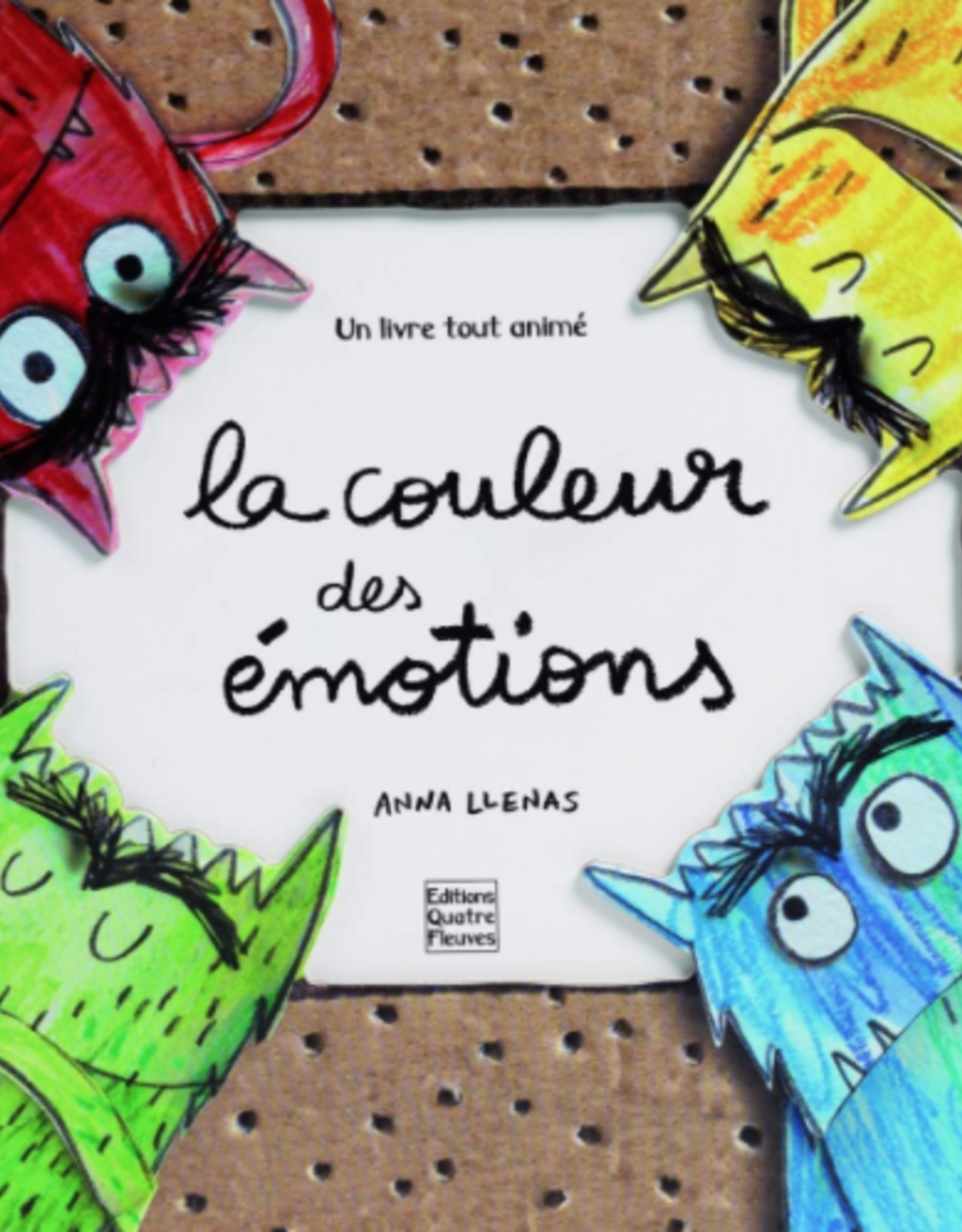 La Couleur des Emotions - Anna Llenas