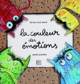 FNAC La Couleur des Emotions - Anna Llenas