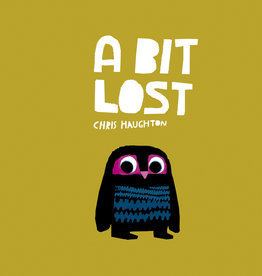 A Bit Lost (paperback) - Chris Haughton