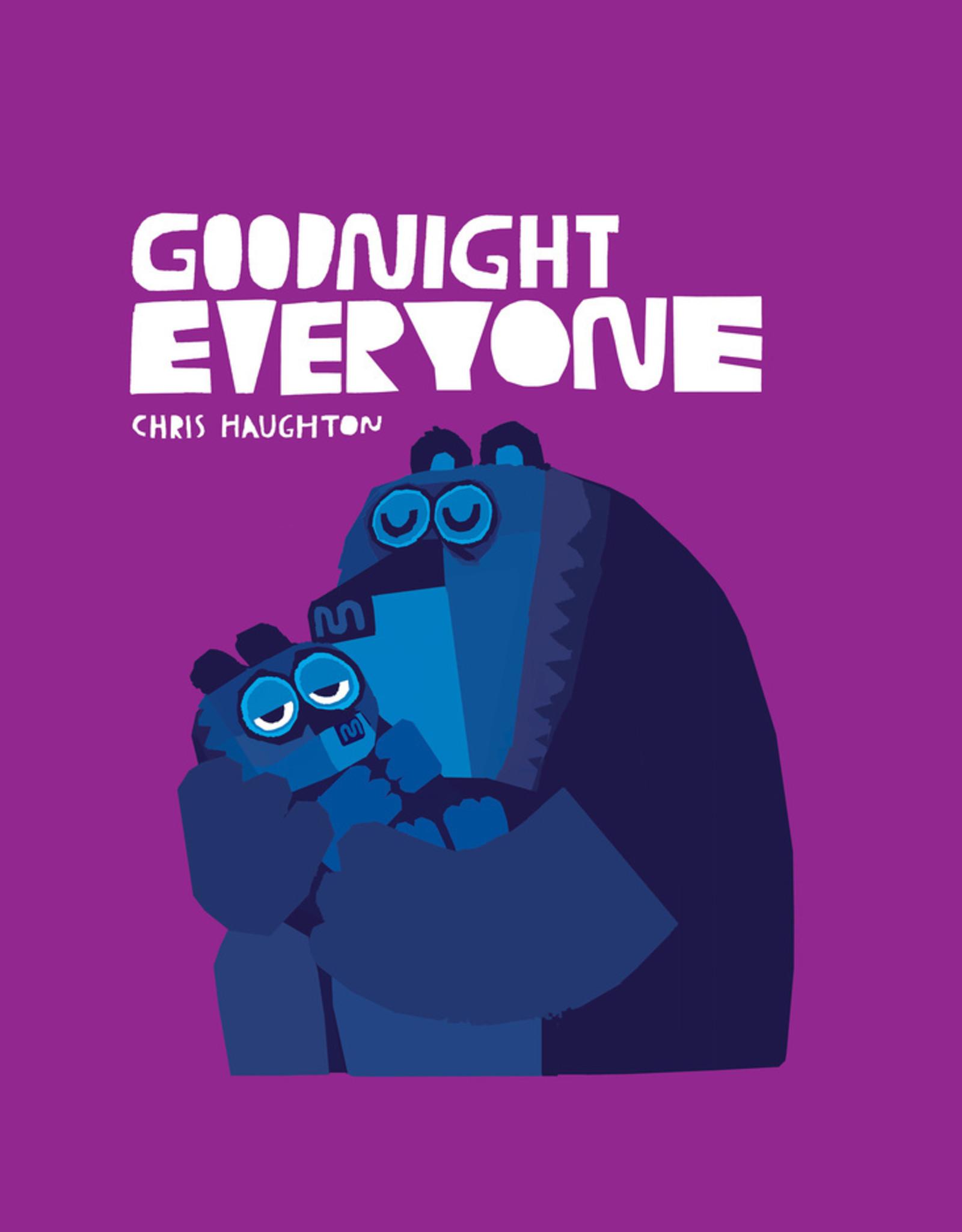 Goodnight Everyone (paperback) - Chris Haughton