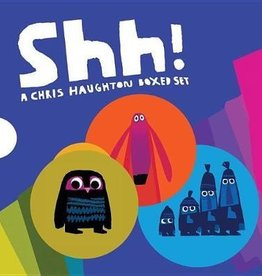 Shh! - A Chris Haughton Boxed Set