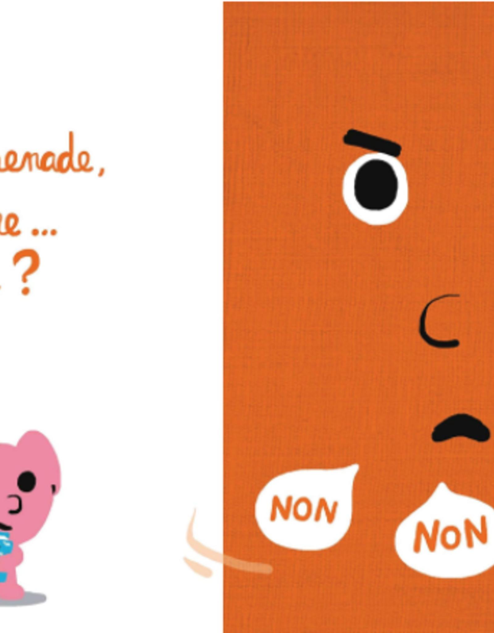 FNAC Le livre qui dit non!