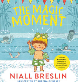 Argosy The Magic Moment - Niall Breslin