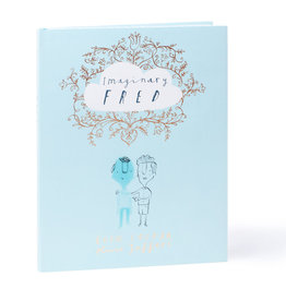 Imaginary Fred (hardcover) - Eoin Colfer & Oliver Jeffers