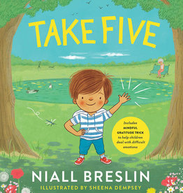 Argosy Take Five - Niall Breslin