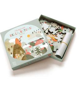 Jiminy Eco Toys hello nature, jigsaw puzzle