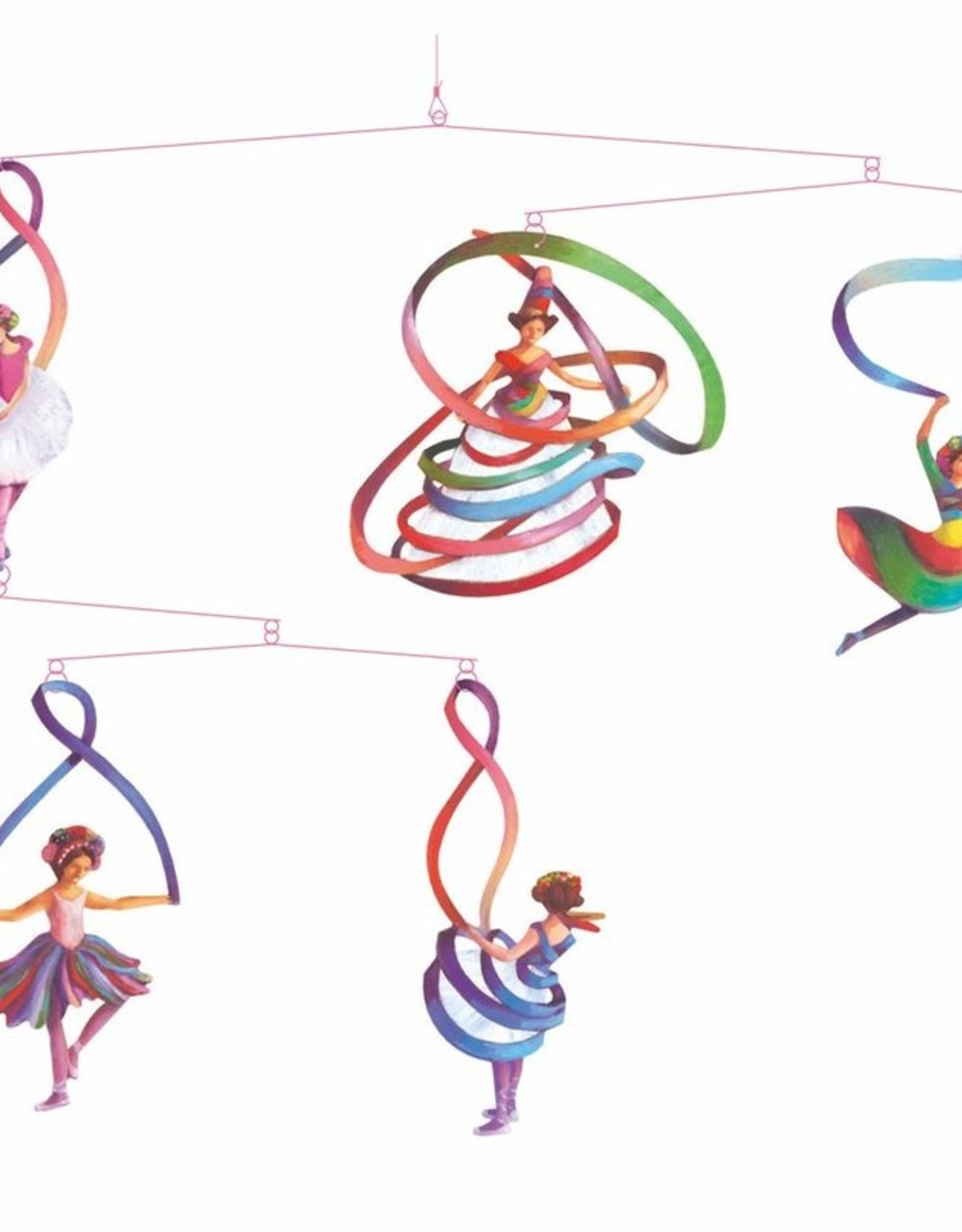 Djeco Mini Mobile - Ballet Dancers