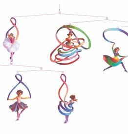 Djeco Mini Mobile - Ballet Dancers
