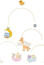 Djeco Wooden mobile animals' baby