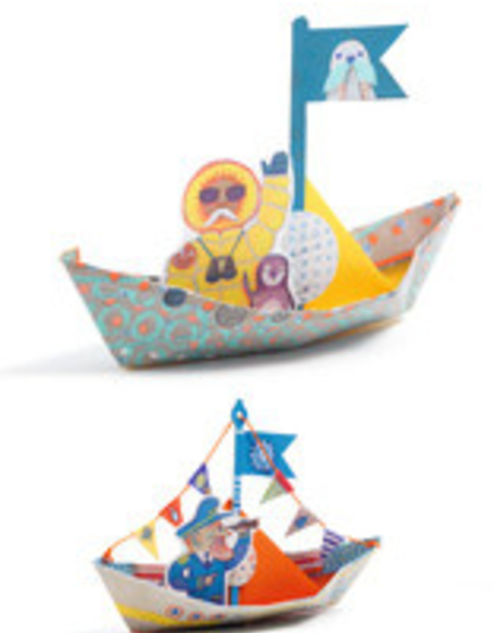 Djeco Origami -Floating boats
