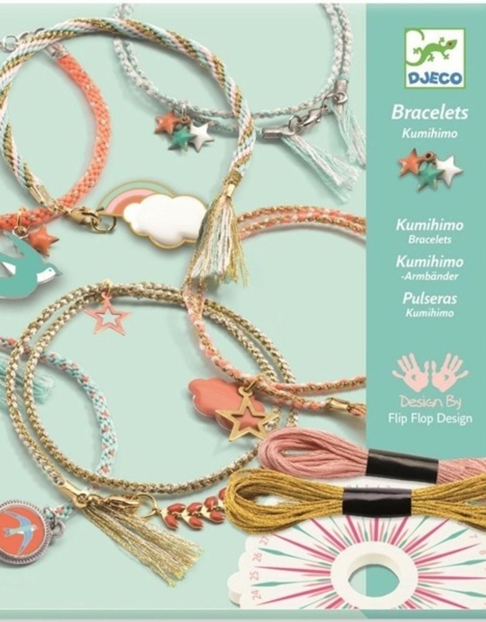Djeco Bracelets - Celeste