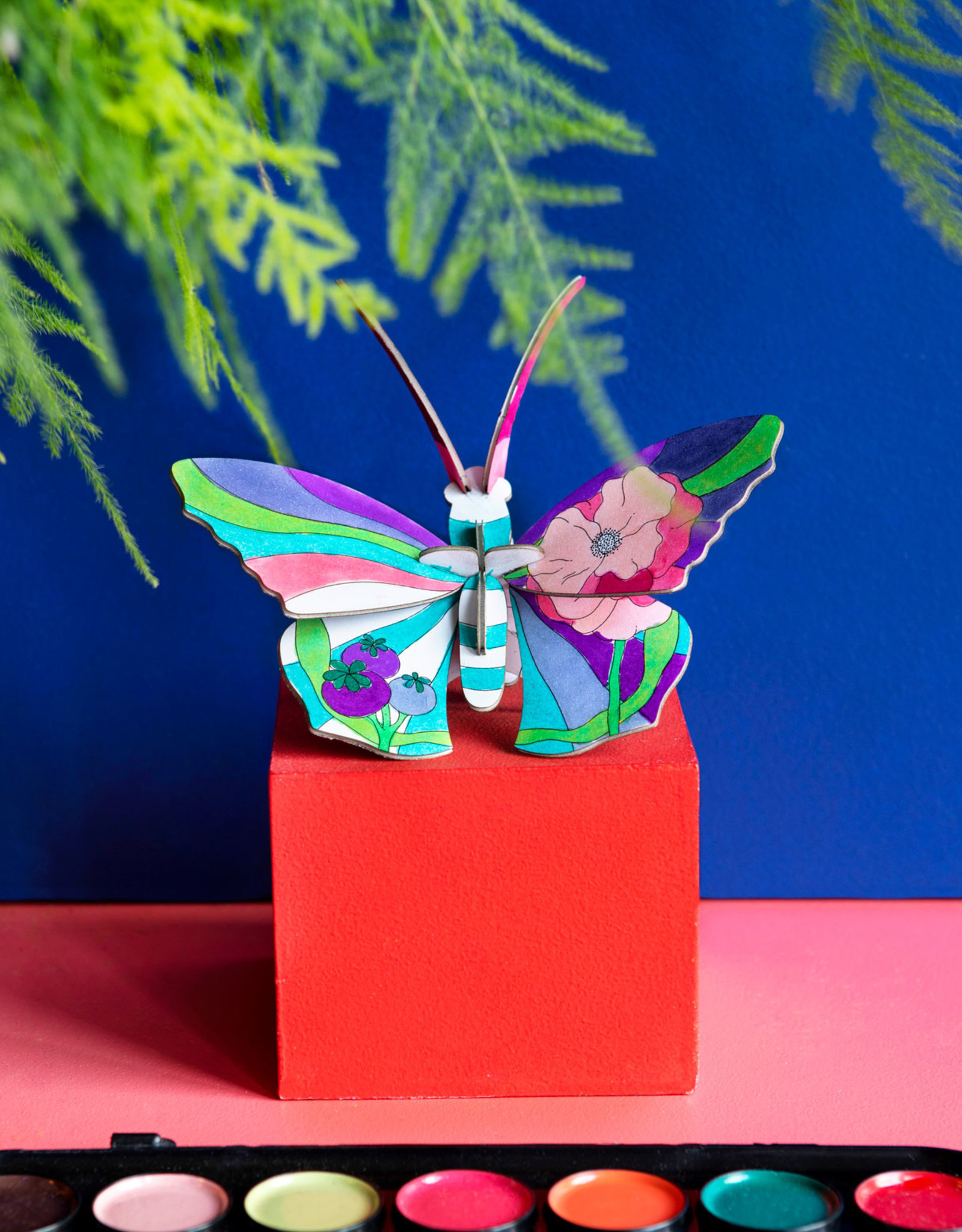 Studioroof DIY Butterfly 3D eco toy